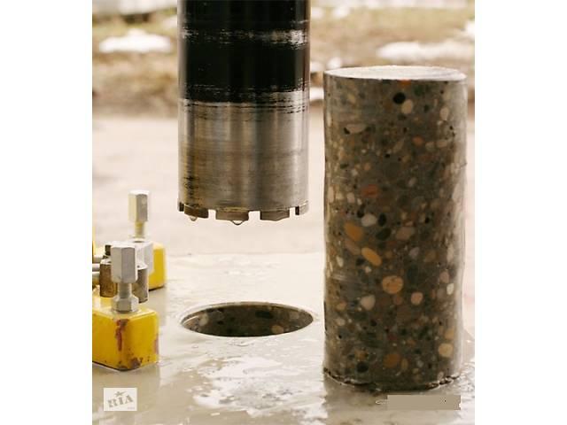 купить бу Алмазнре сверление отверстий , резка бетона   в Украине