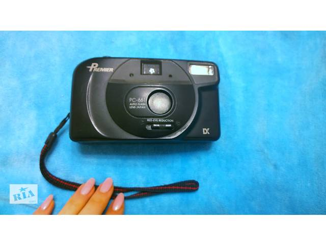 продам 23лет рабочий пленочный япон фотоаппарат Premier PC-661 с чистой пленкой бу в Харькове