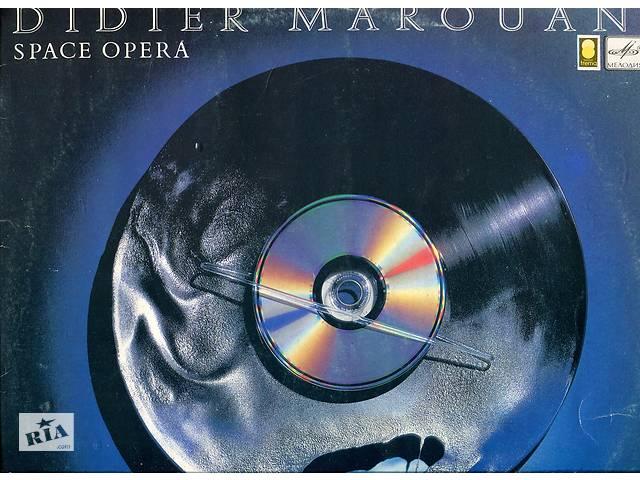 бу Продам вініл Didier Marouani «Space Opera» – 1987 в Киеве