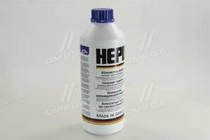 Антифриз HEPU BLUE G11 концентрат (Канистра 1,5л)