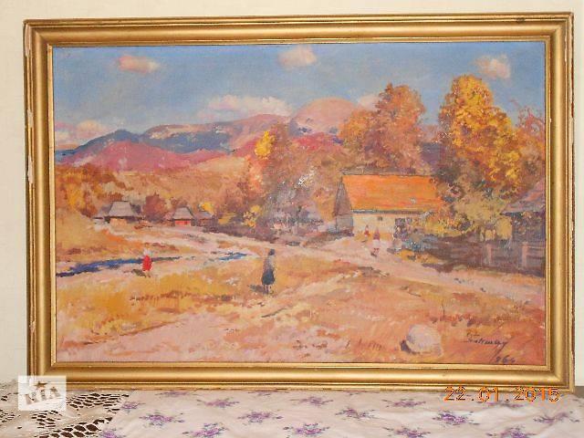 бу Антикварная живопись идеальное в Одессе