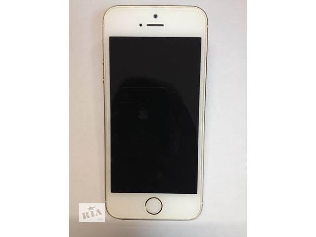 купить бу Apple iPhone 5S 16GB NeverLock в Киеве