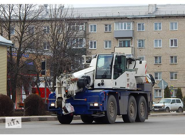 продам Аренда автокрана TEREX-DEMAG AC 40 CITY бу  в Украине