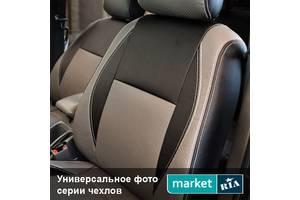 Нові сидіння Renault Duster