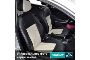 Нові сидіння Toyota Rav 4
