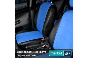 Нові сидіння Ford Mondeo