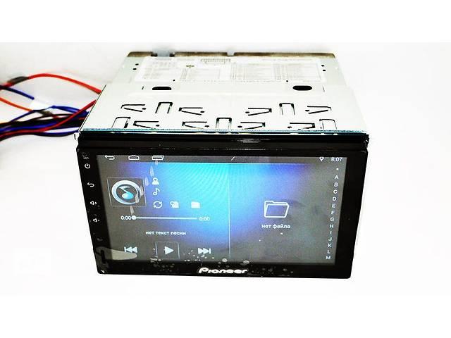 Магнитола 2din Pioneer Android Pi-707 GPS + WiFi + 4Ядра- объявление о продаже  в Киеве