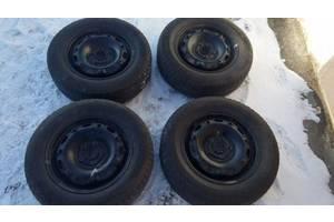 б/у диски с шинами Volkswagen Polo