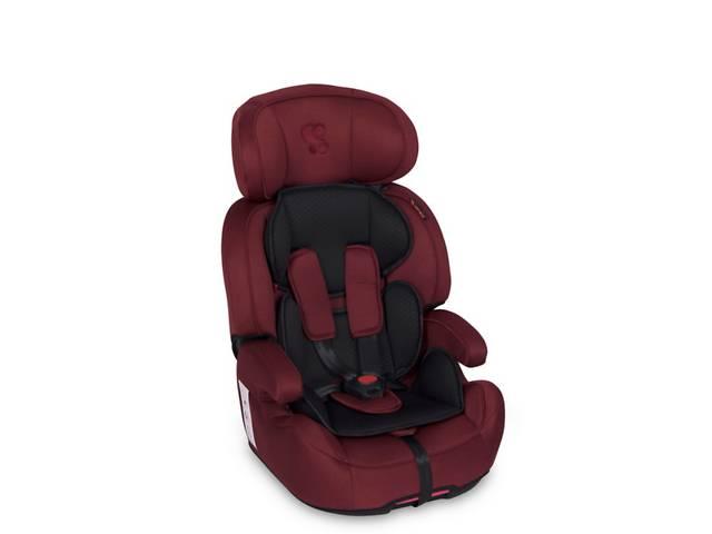 Автокресло-бустер Bertoni Iris Isofix вес 9-36 кг красное- объявление о продаже  в Одессе