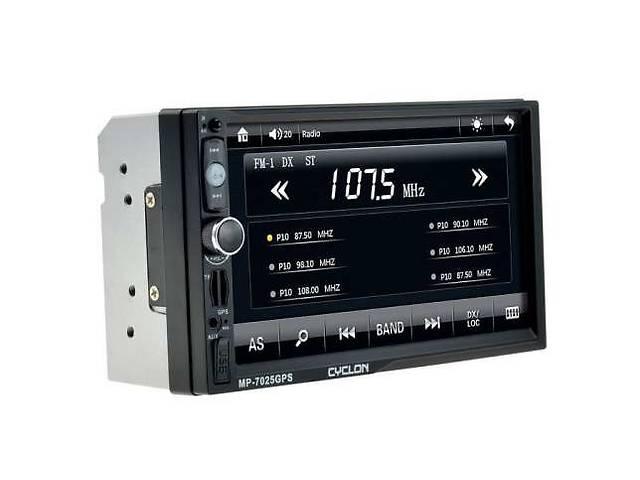 Автомагнитола CYCLON - 7025 GPS 2 Гарантия 1 год, лучше Pioneer 7018- объявление о продаже  в Киеве