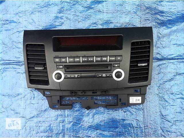 продам Автомагнитола для  Mitsubishi Lancer X бу в Львове