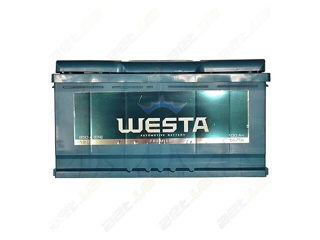 Автомобильный аккумулятор WESTA 100Ah L+ 850A- объявление о продаже  в Одессе