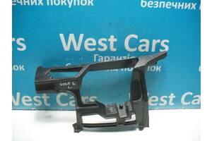 Б/У 2009 - 2013 Jetta Кронштейн кріплення бампера переднього лівий. Вперед за покупками!