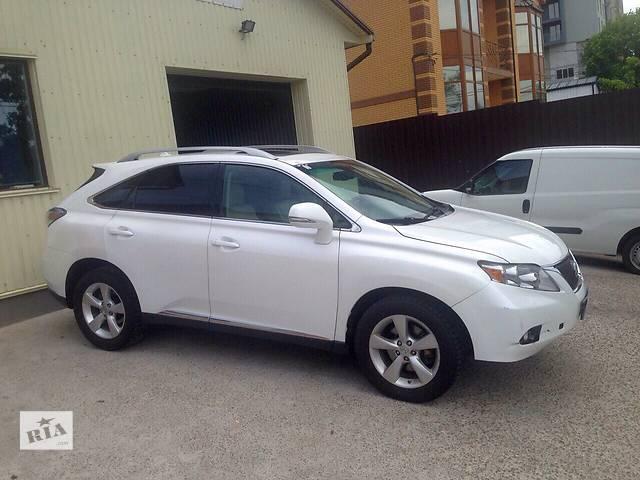 Б/у акпп для другого Lexus RX- объявление о продаже  в Новомосковске