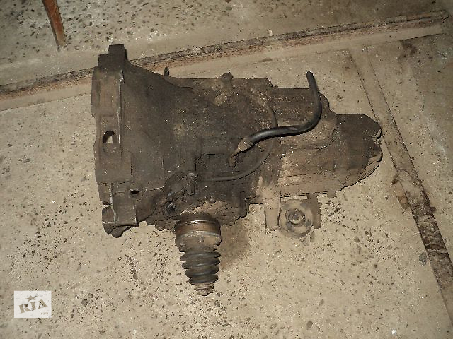 купить бу Б/в акпп для седана Audi 80 1988 в Тлумаче
