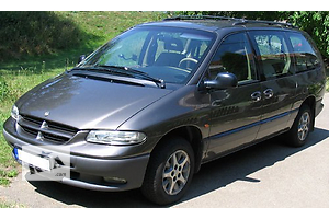 б/у Радиаторы Chrysler Voyager