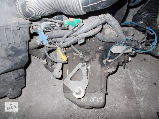 бу Б/у Коробка передач КПП Peugeot Partner 1.1, 1.4, 1.6 бензин № 20CF08 в Стрые