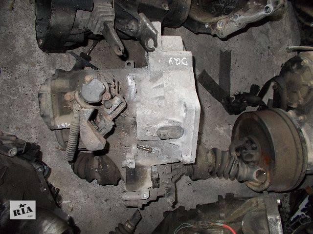 купить бу Б/у Коробка передач КПП Volkswagen Jetta 1.9 tdi № DQY в Стрые
