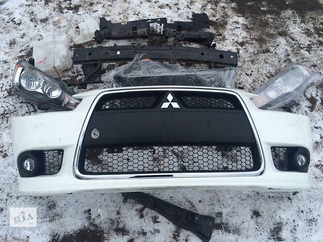 купить бу Б/у бачок расширительный для легкового авто Mitsubishi Lancer X в Киеве