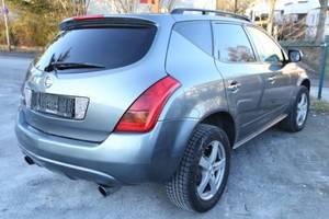 б/у Багажники Nissan Murano