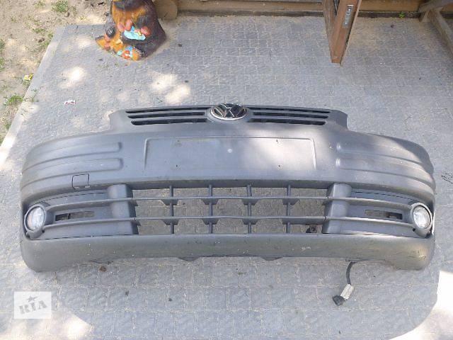 купить бу Б/у бампер передній для легкового авто Volkswagen Caddy в Ковеле