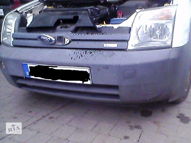 купить бу Б/у бампер передній для пікапа Ford Transit Connect 2007 в Ивано-Франковске