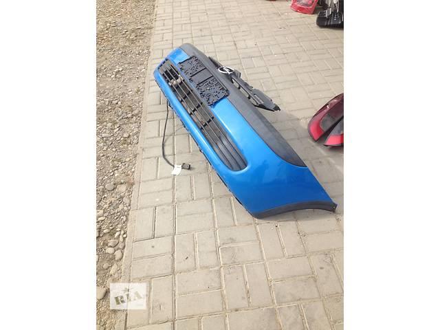 бу Б/у бампер передний для хэтчбека Opel Corsa в Новоселице (Черновицкой обл.)