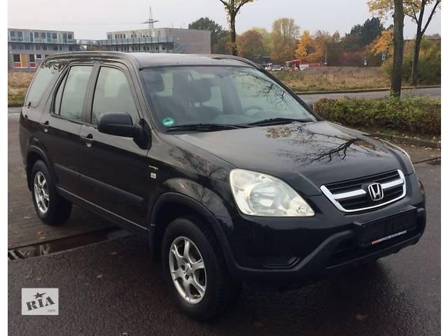 продам Б/у бампер передний для кроссовера Honda CR-V бу в Киеве