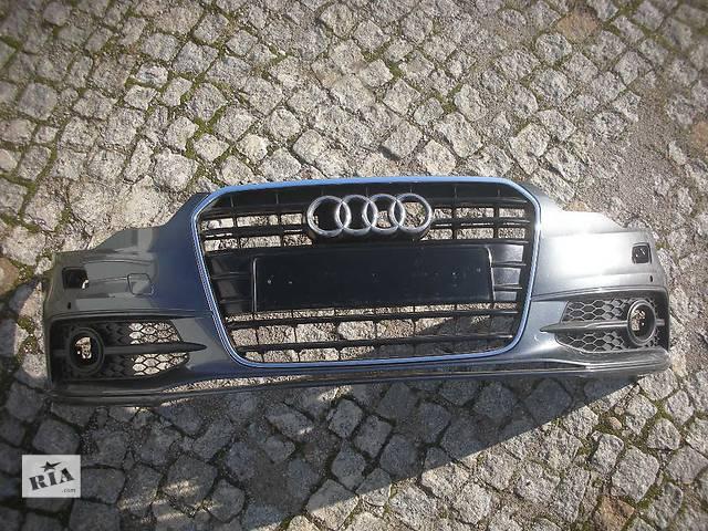 продам Б/у бампер передний для легкового авто Audi A6 бу в Луцке