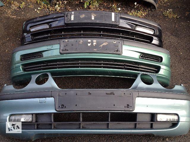 бу Б/у бампер передний для легкового авто BMW 3 Series е46 в Луцке