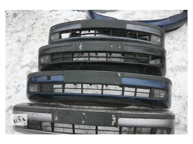 бу Б/у бампер передний для легкового авто BMW 5 Series E 39 в Ужгороде