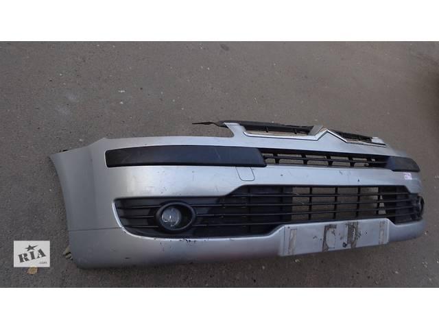 продам Б/у бампер передний для легкового авто Citroen C4 бу в Львове