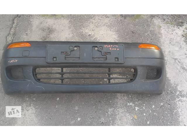 купить бу Б/у бампер передний для легкового авто Daewoo Matiz в Ковеле