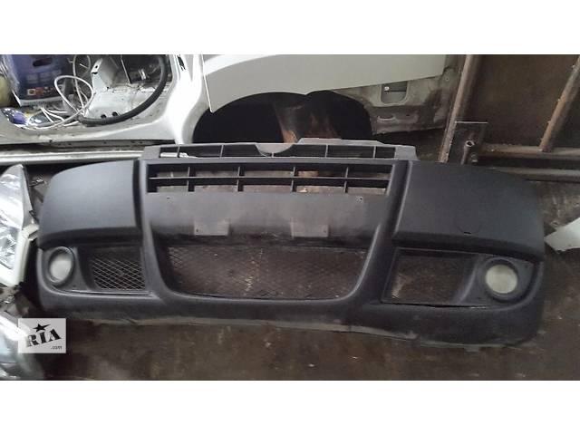 продам Б/у бампер передний для легкового авто Fiat Doblo бу в Луцке