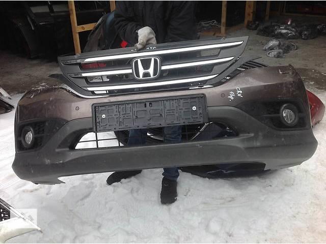 купить бу Б/у бампер передний для легкового авто Honda CR-V в Ровно