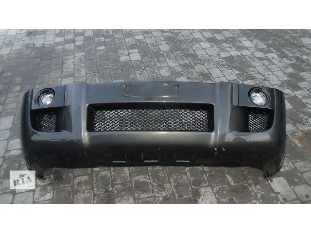 купить бу Б/у бампер передний для легкового авто Hyundai Tucson 2007 в Коломые