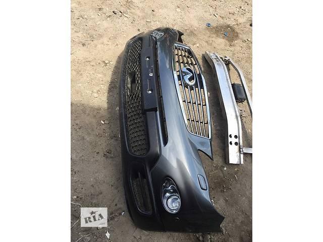 купить бу Б/у бампер передний для легкового авто Infiniti EX в Ровно