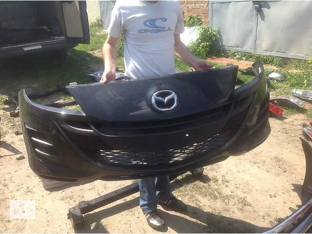 продам Б/у бампер передний для легкового авто Mazda 3 бу в Ровно
