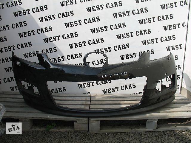 бу Б/у бампер передний для легкового авто Mazda CX-7 в Луцке