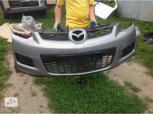 купить бу Б/у бампер передний для легкового авто Mazda CX-7 в Ровно
