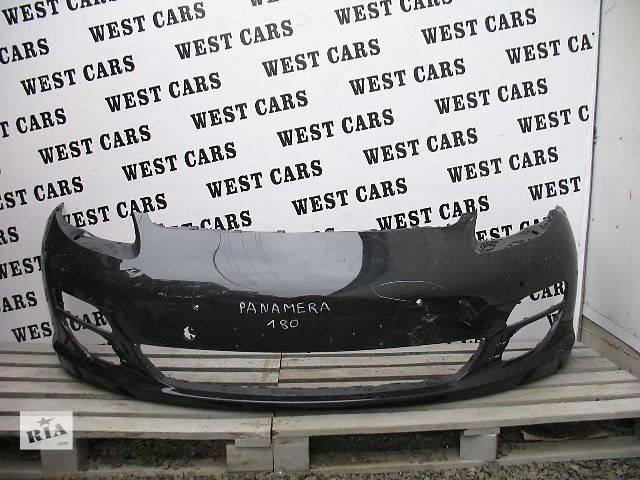 Б/у бампер передний для легкового авто Porsche Panamera- объявление о продаже  в Луцке