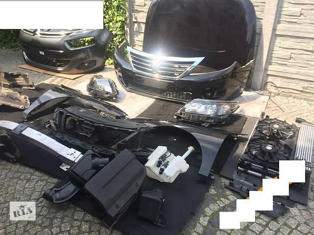 продам Б/у бампер передний для легкового авто Renault Latitude бу в Здолбунове