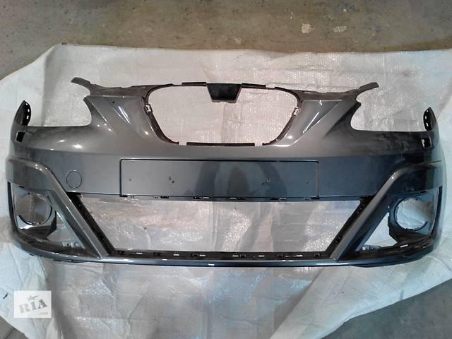 Б/у бампер передний для легкового авто Seat Altea- объявление о продаже  в Киеве