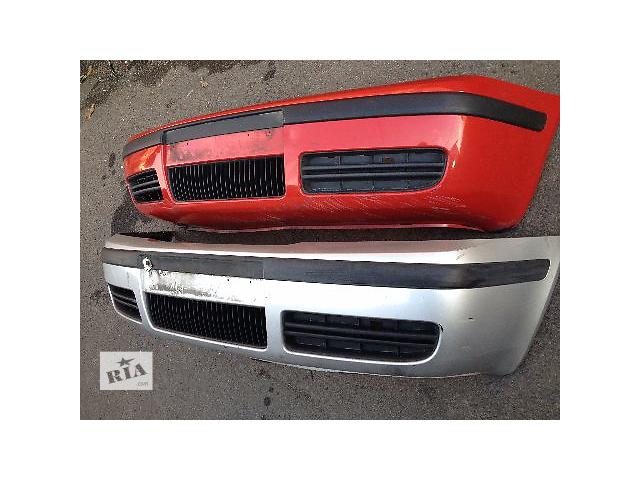 продам Б/у бампер передний для легкового авто Skoda Octavia бу в Луцке