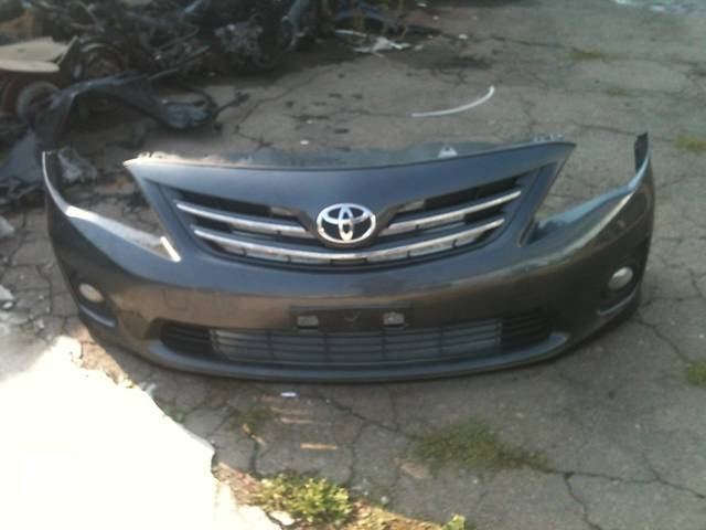 Б/у бампер передний для легкового авто Toyota Corolla- объявление о продаже  в Ровно