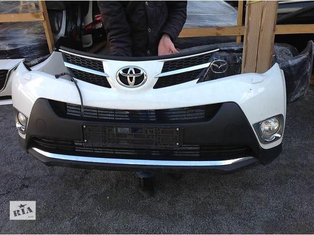 бу Б/у бампер передний для легкового авто Toyota Rav 4 в Ровно