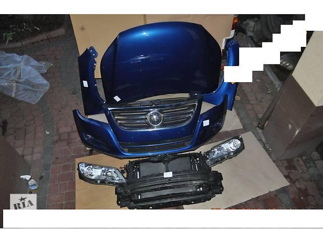 купить бу Б/у бампер передний для легкового авто Volkswagen Tiguan в Здолбунове