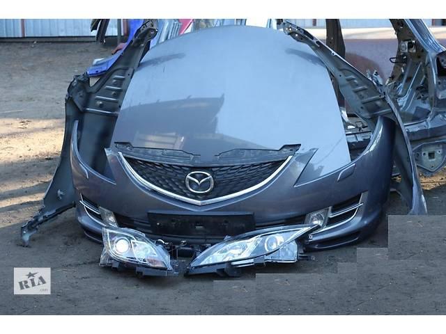 продам Б/у Бампер передний Mazda 6 2008-2012 бу в Киеве