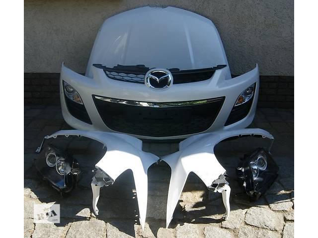 Б/у Бампер передний Mazda CX-7- объявление о продаже  в Киеве