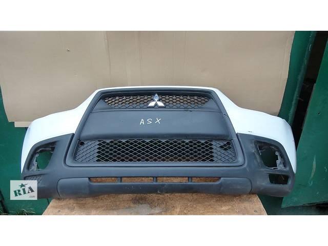 Б/у бампер передний  Mitsubishi ASX- объявление о продаже  в Киеве